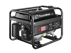 Power Boss 3500-watt Gas Powered Portable Generator
