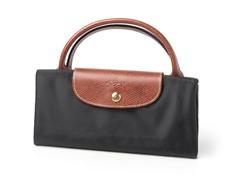 Longchamp Le Pliage Travel Bag, Black