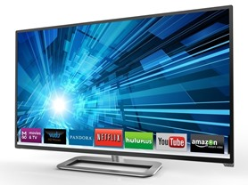 "VIZIO 55"" 1080p 3D LED Smart TV w/ Wi-Fi"