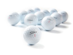 Titleist Mixed Official Balls, 12-pk