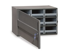 Akro-Mils 9 Drawer Locking Storage Bin