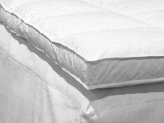Down Feather Bed-4 Sizes