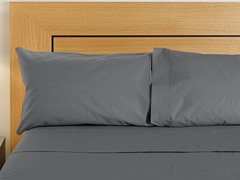 800TC Sheet Set - Grey - Queen