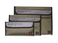 Travel Field Pouches 3-Pack