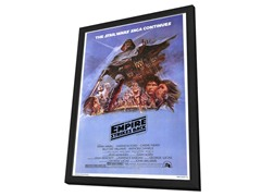 "27"" x 40"" The Empire Strikes Back Poster"