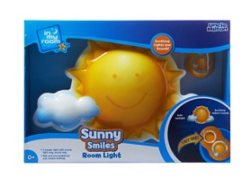 Uncle Milton Sunny Smiles Room Light