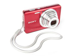 Sony Cyber-shot 16.1MP Digital Camera