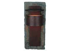 Alpine Small Wall Lantern, Copper