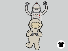 Yeti & Robot