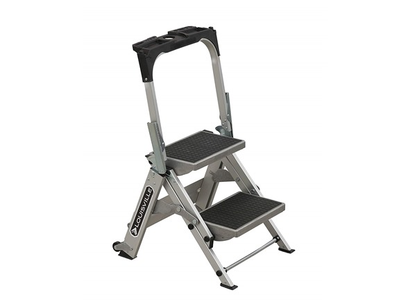 Stupendous Louisville Ladder Super Heavy Duty Step Stools Pabps2019 Chair Design Images Pabps2019Com