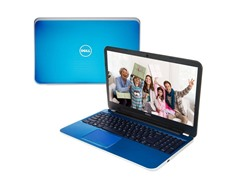 "15.6"" AMD Quad-Core Laptop - Blue"