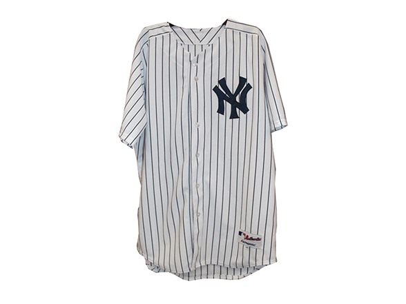 Features. Hideki Matsui MLB Authenticated Autographed Authentic Pinstripe  Jersey-New York Yankees ... 0b2d7bdd65c