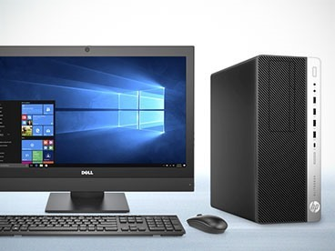 Business Desktops & All-In-One's