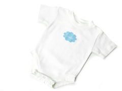 "Wry Baby Bodysuit - ""Scented"""