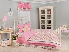 Pam's Paisley 3-Piece Twin Bedding Set