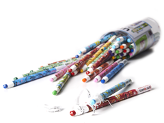 Unravels 48-Piece Colored Pencils Tub