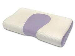 Scented Memory Foam Contour Pillow - Lavender