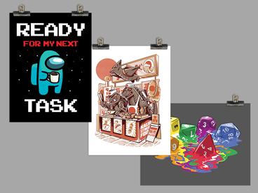 Rad New Posters!