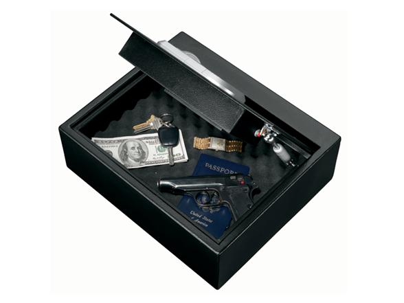 Drawer Safe With Biometric Lock