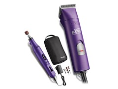 Andis AGC Super 2 Speed Clipper w/Nail Grinder Silver