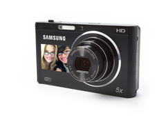 Samsung 16.1MP DualView Camera