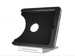 iPad Folding Stand with AC & Car Charger
