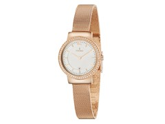 Elina, Rose Gold / White