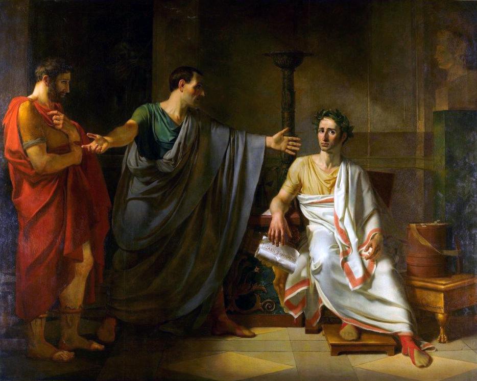 la clemence de cesar