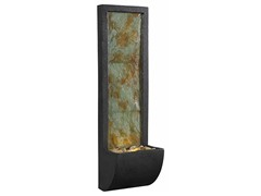 "Taza 36"" Indoor Wall Fountain"