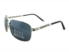 Polarized Tacoma Sunglasses, Silver