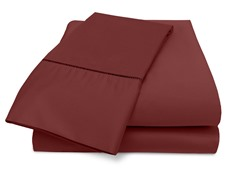Veratex Legacy 500TC Sheet Set-Merlot-5 Sizes