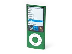 8GB iPod nano (5th Gen) Green