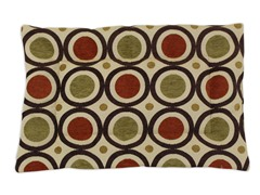 San Francisco Kiwi 25x36 Single Padded Pet Bed