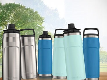 Otterbox Elevation Growlers