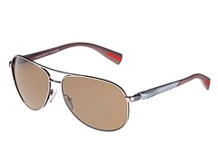 Polarized Unisex Aviator Sunglasses