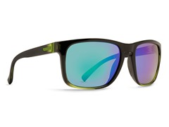VonZipper Lomax, Black/Lime