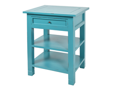 Newton Side Table - Sky Blue