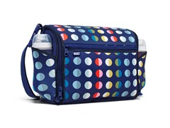 Baby Dot No. 9 Station Convertible Diaper Bag