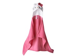 Hello Kitty Hooded Wrap - Youth