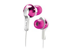 City Lights In-Ear Earphones - Pink
