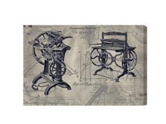 Imprimerie Moderne (Multiple Sizes)