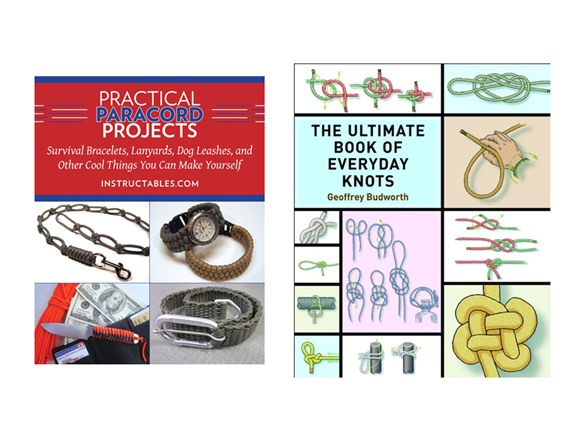 2pk Books Paracord Projects Knots