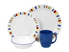 Livingware Memphis 16pc Set