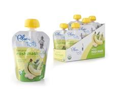 Plum Organics Banana Mish Mash 24pcs