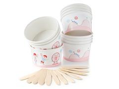 Ice Cream Cups - 24ct