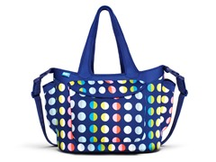 Built Go-Go Diaper Tote - Baby Dot No. 9