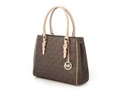 Michael Kors Jet Set Medium Work Tote, Brown