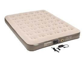 Coleman Queen EXH Airbed w/ Built-In Pump