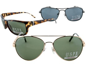 US Polo Association Men's Polarized Sunglasses