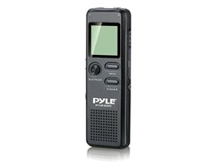 Rechargeable Digital Voice Recorder w/ USB/microSD